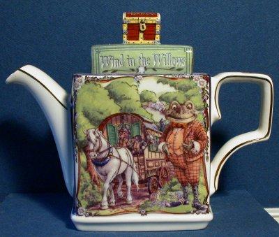 NEW Wind in the Willows Teapot